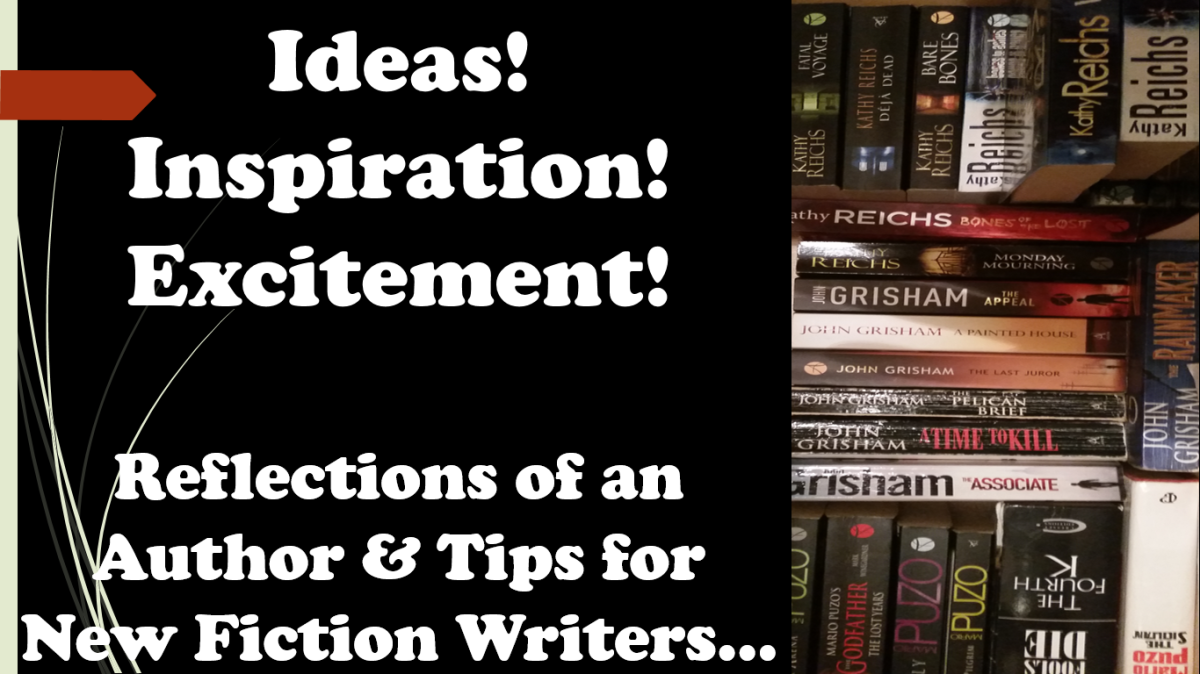 """""""Writing is Fun and Escapism."""" -A Journey into the World of Fiction"""