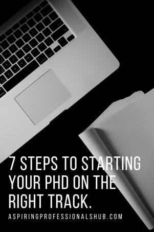 3. PhD 7 steps