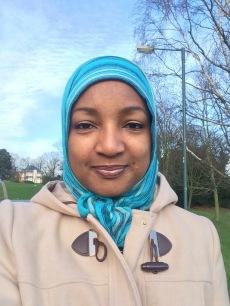 Amina El-Ahmed